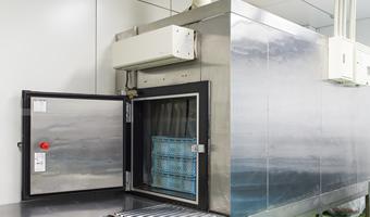 業務用アイスの急速冷凍機